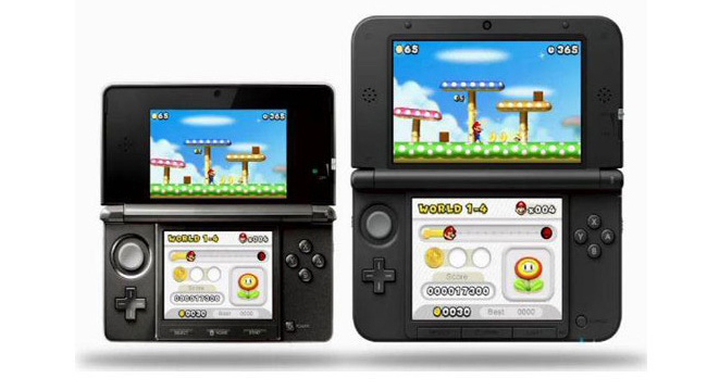 Δες από κοντά το 3DS XL στα Public!