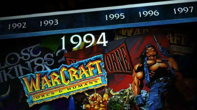 Δείτε το timeline της Blizzard και ταξιδέψτε στο παρελθόν!