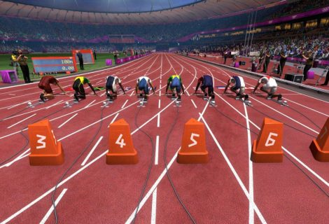 London 2012 – The Official Video Game of the Olympic Games