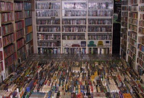 Πωλήθηκε η μεγαλύτερη συλλογή videogames του κόσμου!