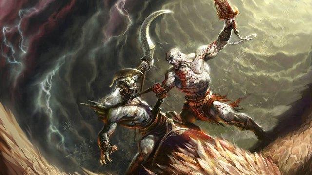 Στα σκαριά η God of War Saga Collection