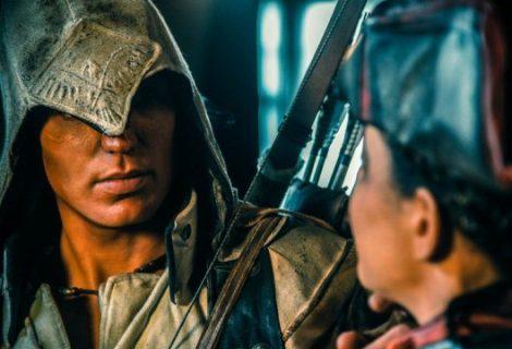 Ιδού ο πρωταγωνιστής του Assassin's Creed III