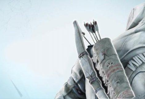 Ο Connor και τα όπλα του στο Assassin's Creed III