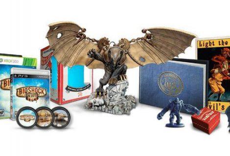 Οι συλλεκτικές εκδόσεις του BioShock Infinite