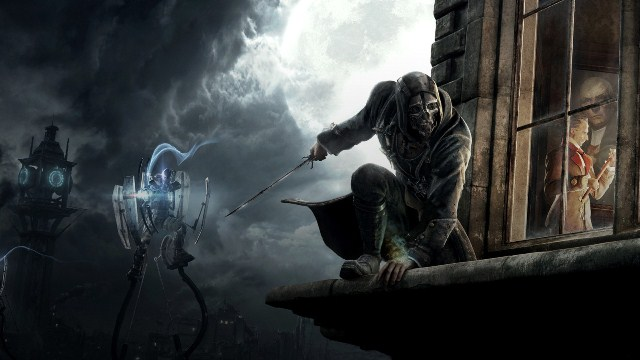 Launch τρέιλερ για το Dishonored