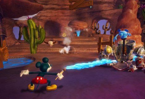 Και στο Wii U το Epic Mickey 2