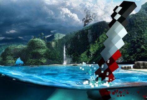 Το Far Cry 3 πάει… Minecraft!