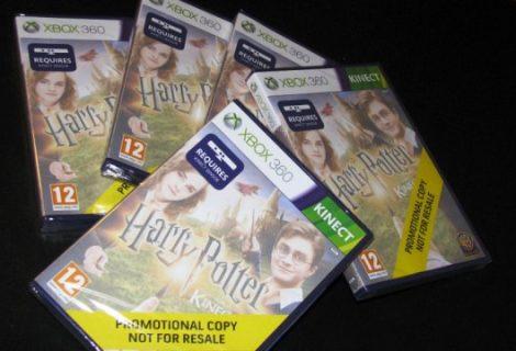 Οι τυχεροί του διαγωνισμού Harry Potter for Kinect