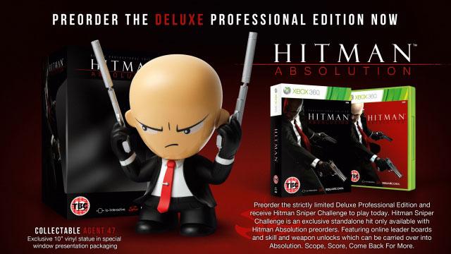 Ανοίγοντας τη συλλεκτική έκδοση του Hitman: Absolution