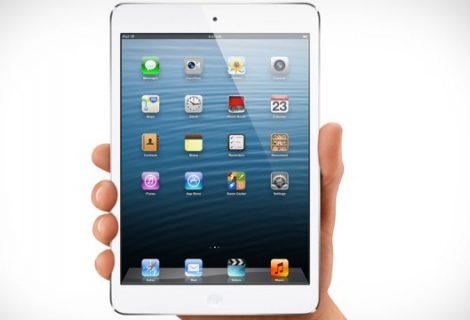 iPad (4) και iPad mini ανακοίνωσε η Apple