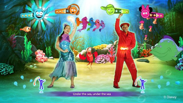 Μίκυ & Σία χορεύουν στους ρυθμούς του Just Dance: Disney Party!
