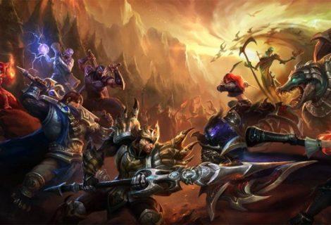 Πρόστιμο $30.000 σε παίκτες του League of Legends!