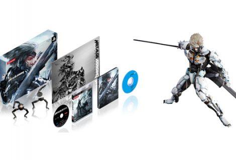 Οι δύο συλλεκτικές εκδόσεις του Metal Gear Rising