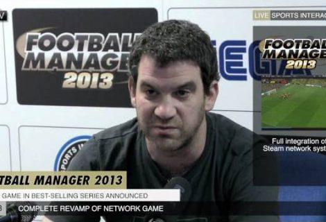 Παίξε από τώρα Football Manager 2013