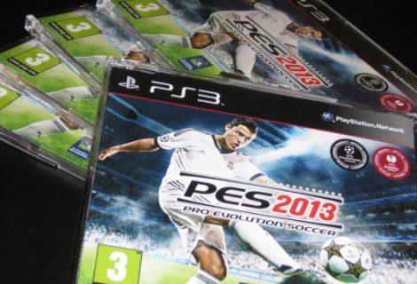 Οι τυχεροί του διαγωνισμού Pro Evolution Soccer 2013
