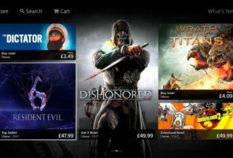 Το PlayStation Store άλλαξε!