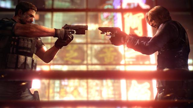 Το… τραγούδι των παραπονεμένων του Resident Evil 6