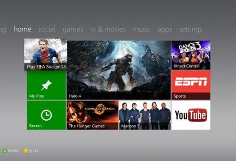 Ετοιμάσου να υποδεχθείς το νέο dashboard του Xbox LIVE
