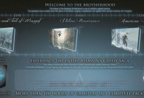 Τα άπαντα του Assassin's Creed σε ένα σούπερ πακέτο