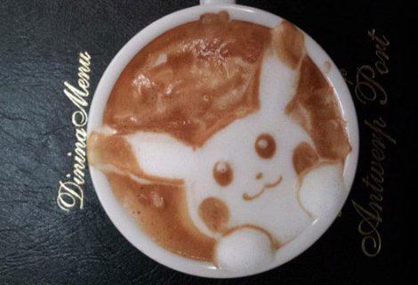 Ο καλλιτέχνης καφετζής