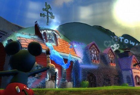 Παίξε το Epic Mickey 2 από τώρα στο PS3!
