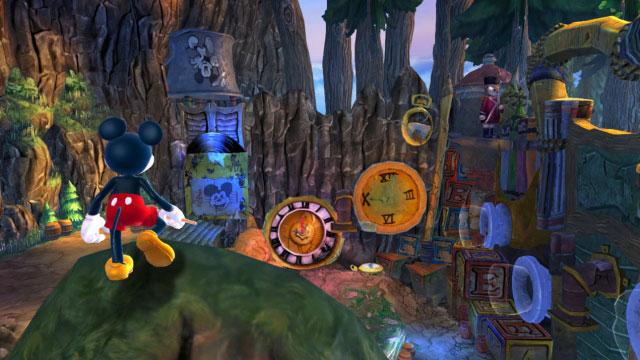 Κυκλοφορεί σήμερα το Epic Mickey 2