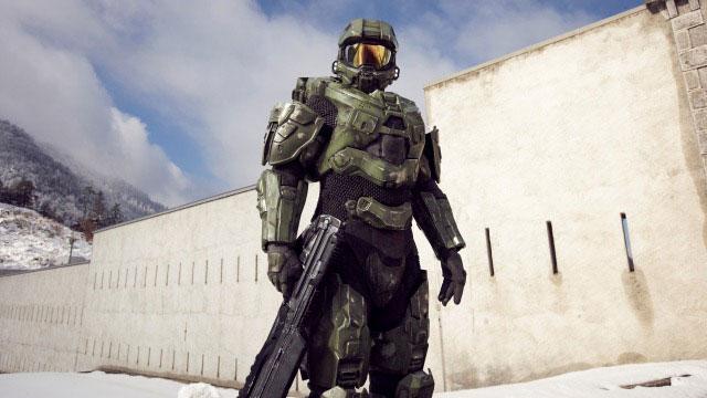 Το Λιχτενστάιν υποδέχεται το Halo 4!