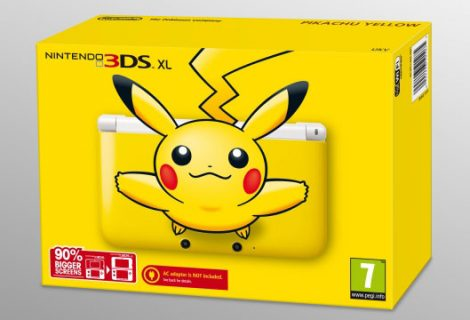 Σε τρία διαφορετικά πακέτα το 3DS XL