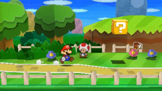 Ετοιμάζεται νέο Paper Mario;
