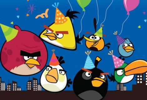 Τα Angry Birds εισβάλλουν στο The Mall Athens!