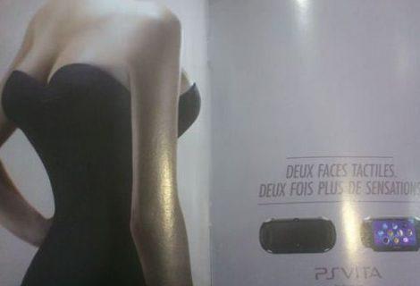 Το PS Vita και τα διπλά στήθη στη Γαλλία