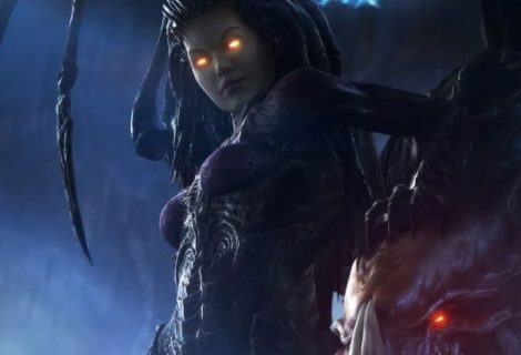 Στις 12 Μαρτίου το StarCraft II: Heart of the Swarm