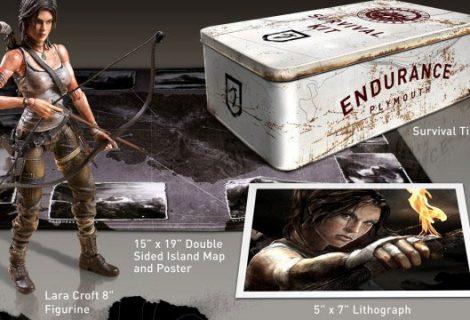 Οι απίθανες συλλεκτικές εκδόσεις του Tomb Raider