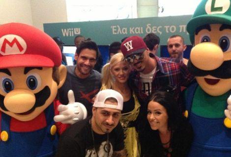 Η Ελλάδα καλωσόρισε το Wii U!