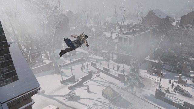 Κατέβασε έξτρα περιεχόμενο στο Assassins' Creed III