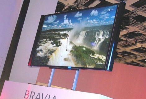 4K τηλεόραση για… χοντρά πορτοφόλια από τη Sony