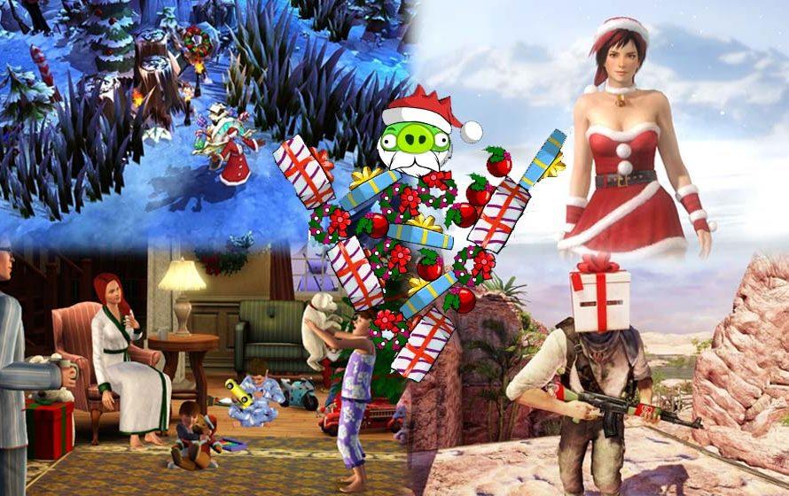 Βάλε τα Χριστούγεννα στο παιχνίδι σου!