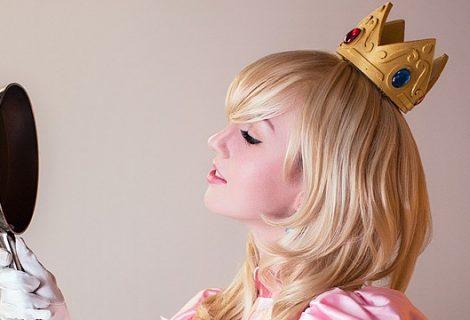 Η Enayla είναι η πιο εντυπωσιακή Peach που είδες ποτέ!