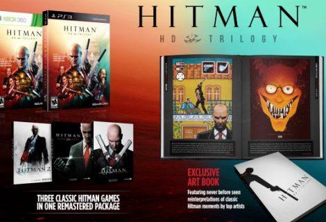 Hitman επί τρία με το Hitman: HD Trilogy