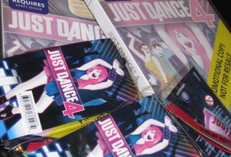 Οι τυχεροί του διαγωνισμού Just Dance 4