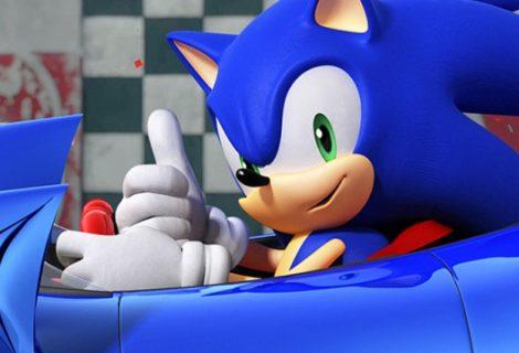 Κυριακάτικο τουρνουά Sonic & SEGA All-Stars Racing Transformed