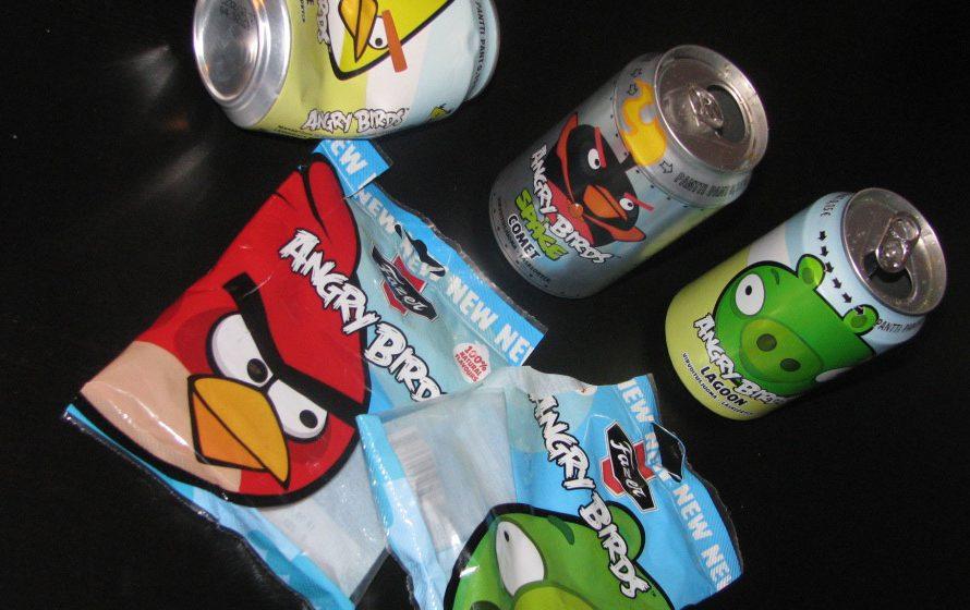 Δοκιμάζουμε τα αναψυκτικά των Angry Birds… gourmet style! [Βίντεο-παρουσίαση]
