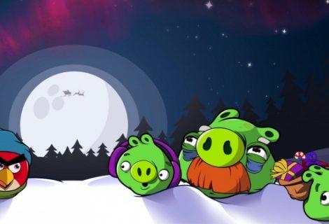 30 εκατ. downloads για τα Angry Birds τα Χριστούγεννα!