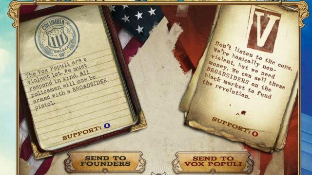 Δες το τρέιλερ του mini game του BioShock Infinite