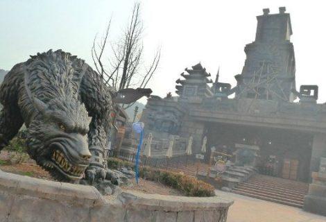 Μια βόλτα στο πάρκο του World of Warcraft…