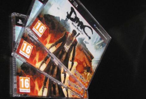 Οι τυχεροί του διαγωνισμού DmC: Devil May Cry