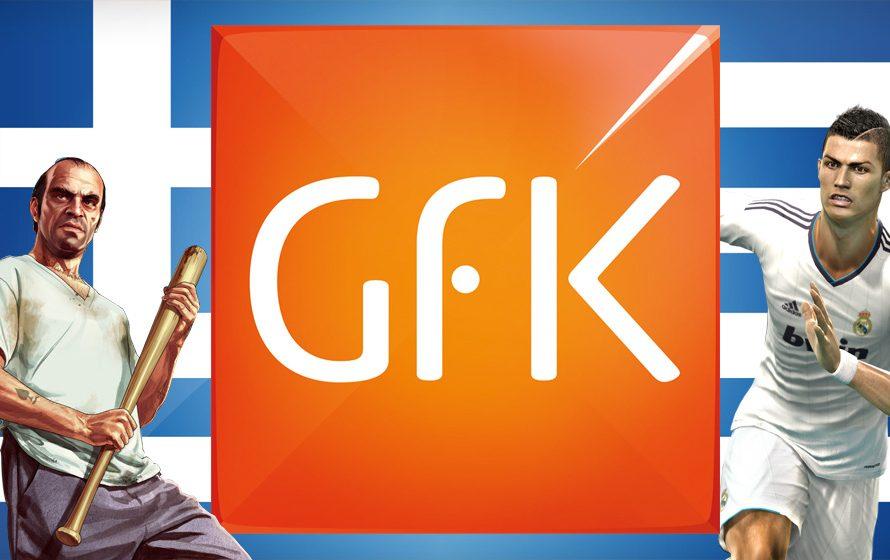 Συνέντευξη με τη GfK Hellas: Αποκρυπτογραφώντας την ελληνική αγορά του gaming