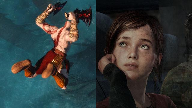 Με demo του The Last of Us το God of War: Ascension