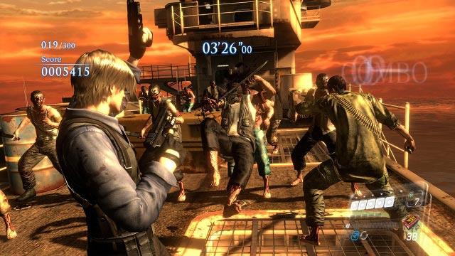 Με έξτρα mode το Resident Evil 6 στα PC