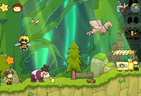 Το Scribblenauts Unlimited έρχεται χοροπηδώντας σε Wii U και 3DS